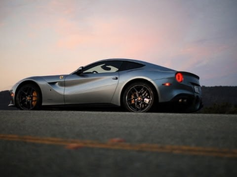 Ferrari F12: A supercar for all seasons (CNET On Cars, Episode 28)