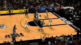 NBA 2K13 Gameplay: San Antonio Spurs vs. Memphis Grizzles | From 2K Livestream #NBA2K13