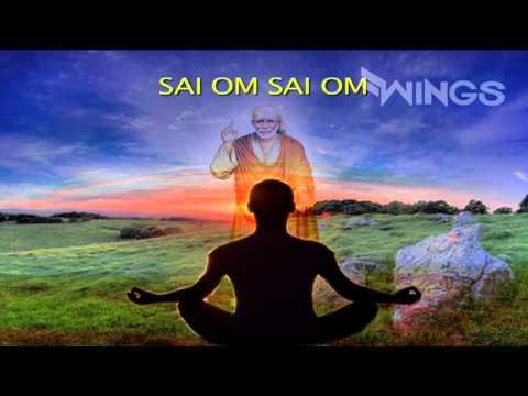 Meditation Chant Music Sai Om Sai Om By Shailendra Bharti | Meditation Music Relax Mind Body