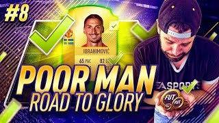 we get zlatan and pack a walkout inform poor man rtg 8 fifa 18 ultimate team