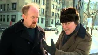 Louie CK and Dr Bigelow conversation. Season 4 episode 10