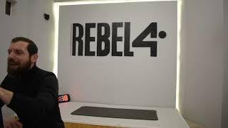 Rebel4 1o live stream 18/3/20 Core