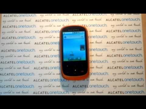Alcatel OT 890D videoreview da Hitechworldita net