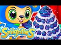 Smighties - Cake Competition Cartoon & The Smelly Fart  | Funny Cartoon Video | Cartoons for Kids