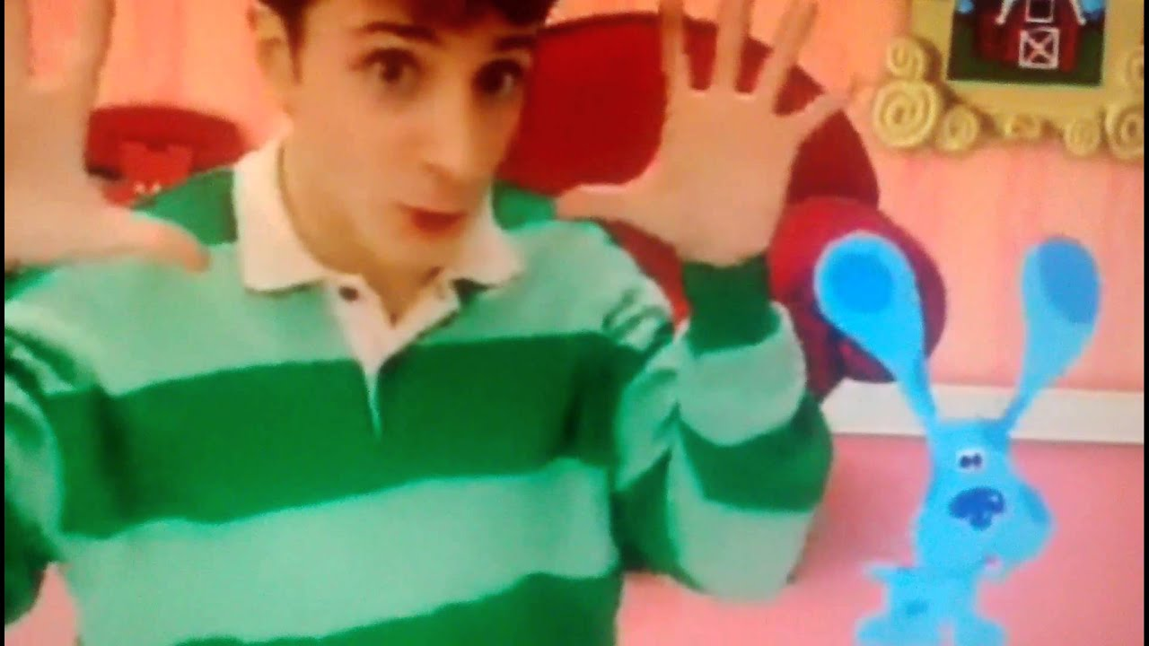 Blues clues theme song 2 - YouTube