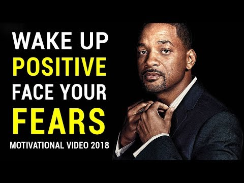 Will Smith's Greatest Motivational Speech Ever (MUST WATCH) | WAKE UP POSITIVE Motivational Video