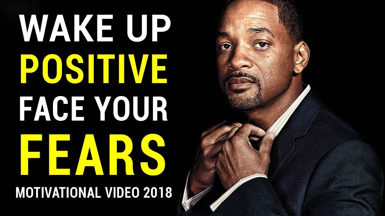 Will Smith's Greatest Motivational Speech Ever (MUST WATCH) | WAKE UP POSITIVE Motivational Vid