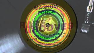 MAGNUM FORCE - Can