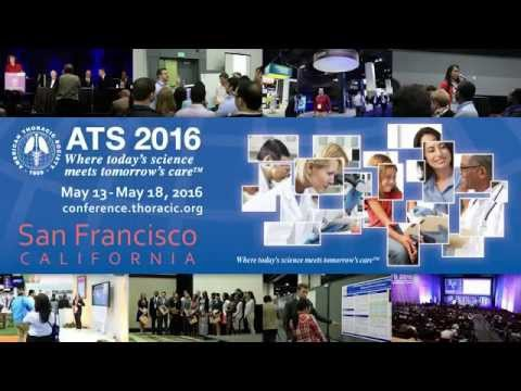 ATS 2016 International Conference: Be the First to Know