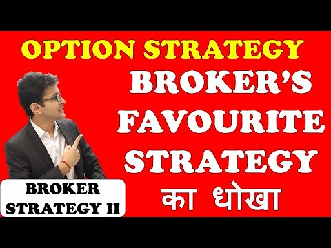 OPTION STRATEGY – Call and put strategy which is most suggested by brokers | Stay aware |