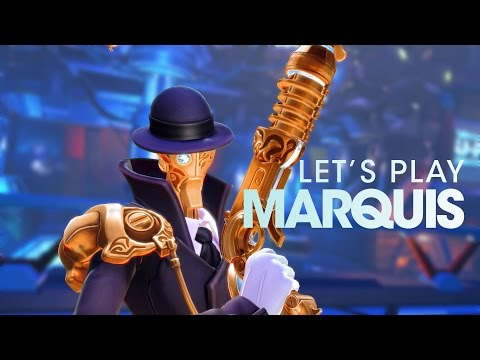 Battleborn: Marquis Let's Play