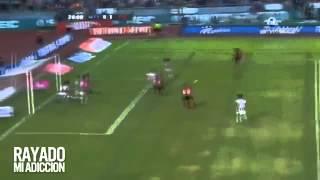 Monterrey vs Tijuana 1 1 Jornada 12 Apertura 2014 Liga Bancomer MX   04 de Septiembre 2014