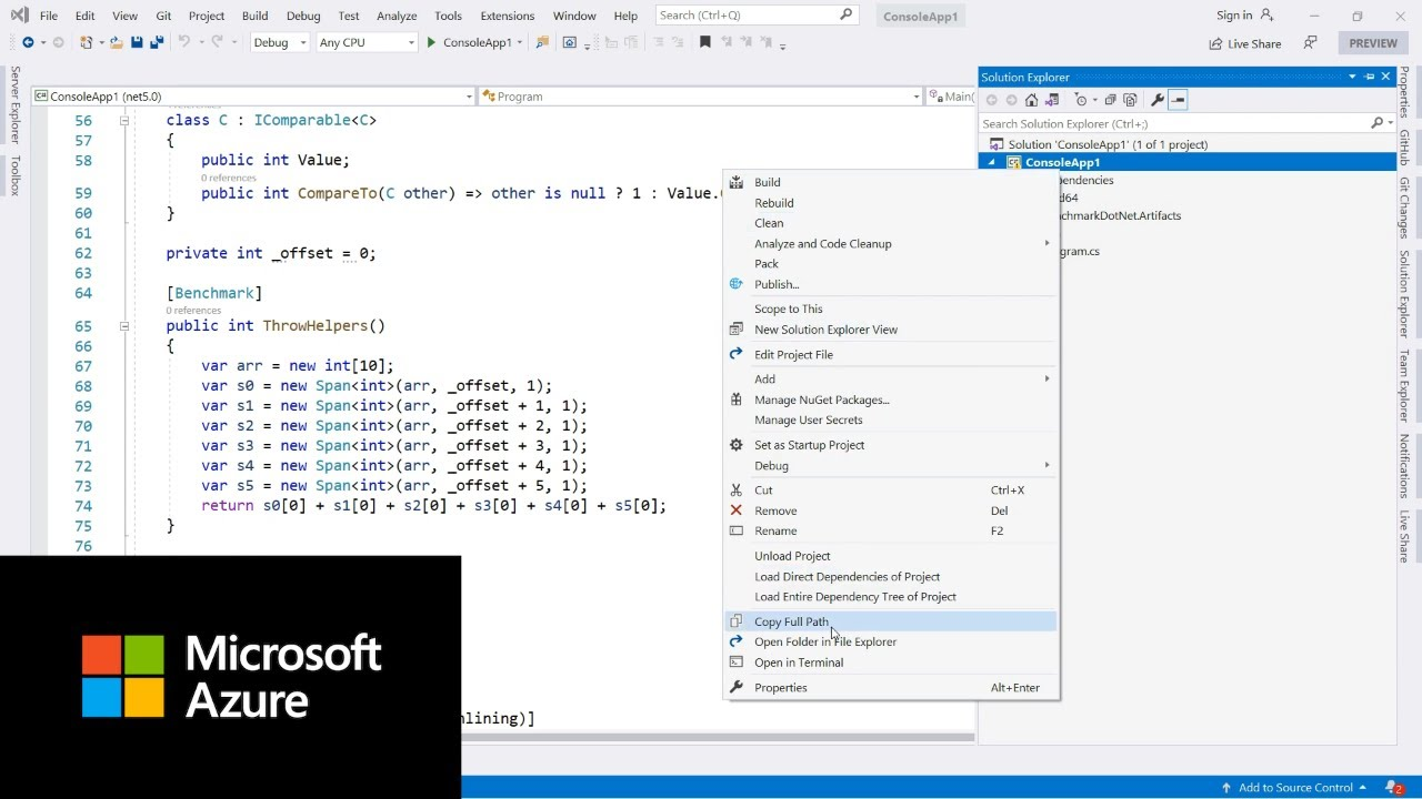 How to Create Faster and Smarter Apps with .NET 5 | Azure Tips and Tricks