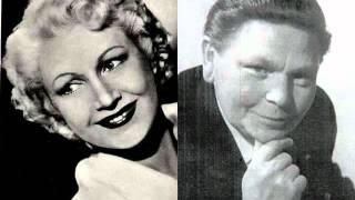 """Sari Barabas & Franz Fehringer   """"Im Boudoir""""  Die Zirkusprinzessin"""