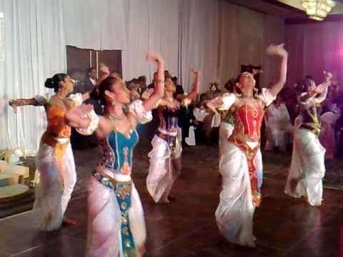 Channa S Dances At The Wedding Nokia N96 Video Youtube