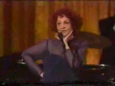 "Teresa Stratas ""O Mio Babbino Caro"" ""Stranger Here Myself"""