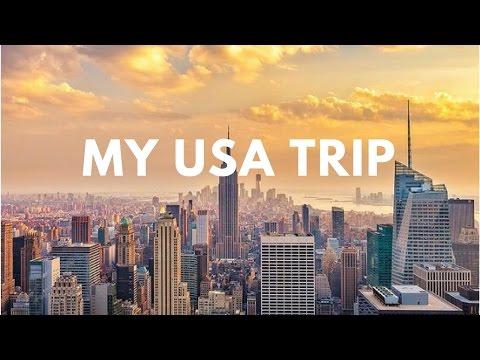MY USA TRIP 2016
