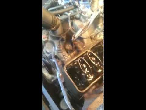 Chevy valve adjustment (engine running)