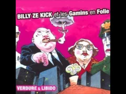 Billy Ze Kick et les Gamins en Folie  Round Up