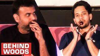 """Premgi is a Dog""- Actor Bharath | Simba Audio Launch | TN 26"