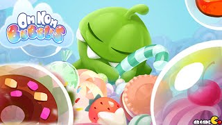 Om Nom: Bubbles Jelly Castle Gameplay! iOS/Android