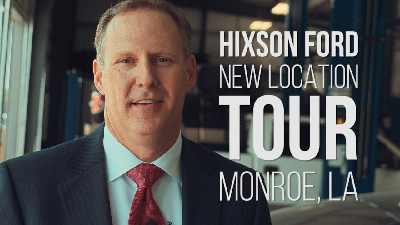 Hixson Ford Monroe >> Hixson Ford Of Monroe Tour Service