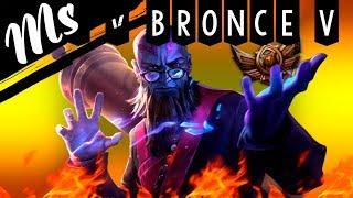TOP V de BRONCE V #7 | League of Legends