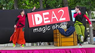 IDEA2 magic show ►Niñas del Mago 2020