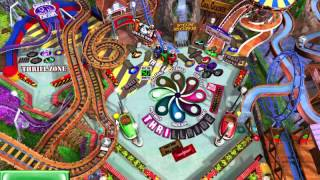lets play 3d ultra pinball thrillride