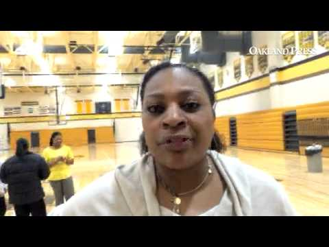 VIDEO: @Adamsgirlsbball Coach Shay Lewis On The Magnitude Of Friday's OAA Red Opener Vs. FH Harrison