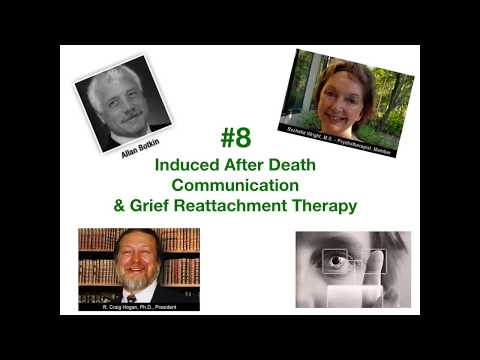 10 Reasons to Believe in the Afterlife -  by Sandra Champlain grief & afterlife researcher