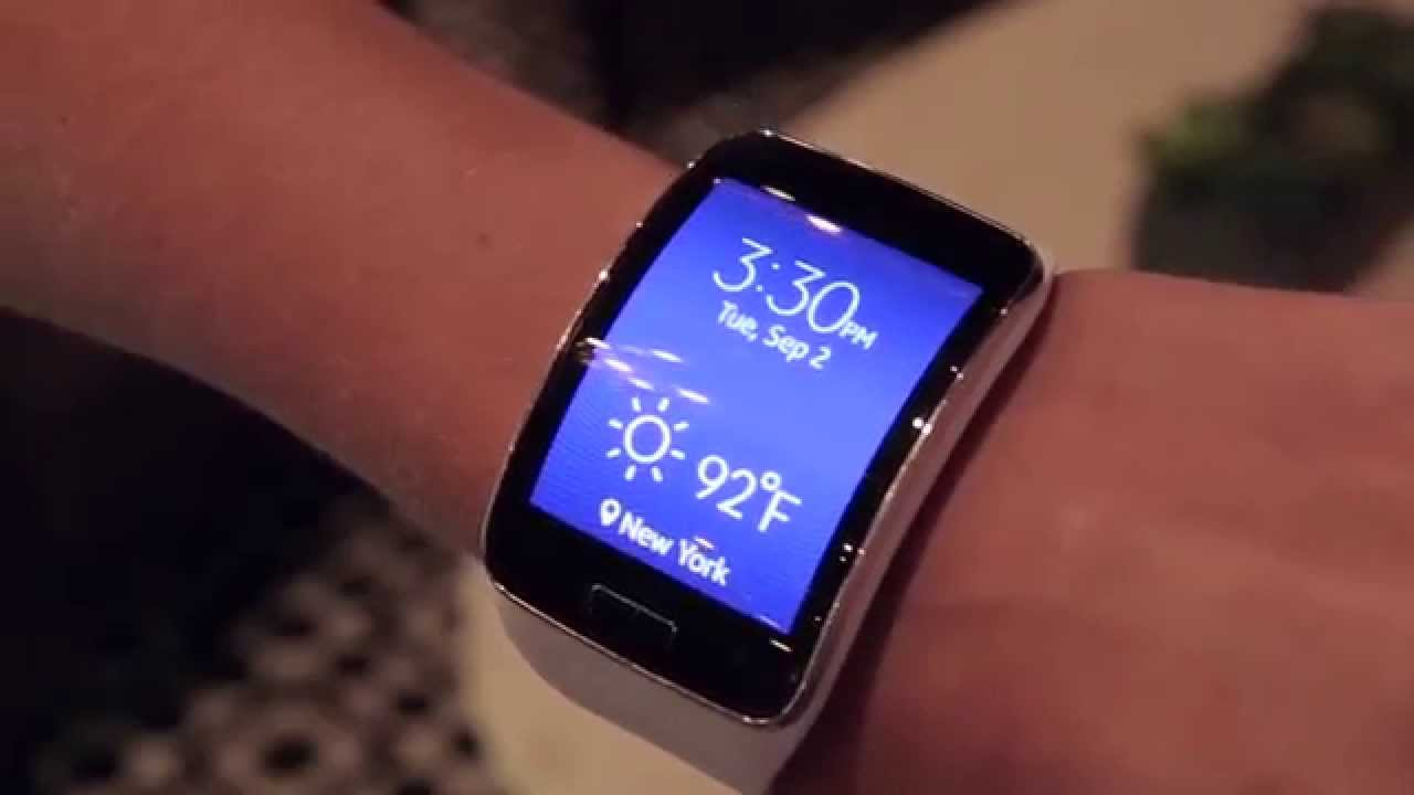 samsung galaxy gear s youtube. Black Bedroom Furniture Sets. Home Design Ideas