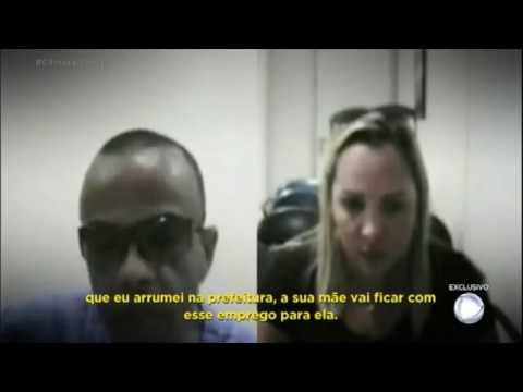 Fernandinho Beira-Mar explica a ideia de mandar bilhetes por fio de lençol