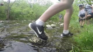 Cool GoPro Video, adventures to Waterfall Glen!