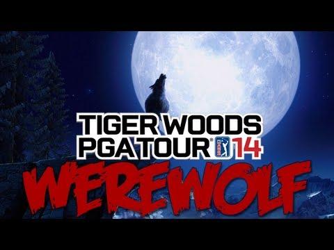 Tiger Woods Pga Tour 14 Werewolf Easter Egg