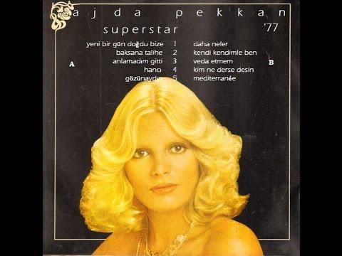 AJDA PEKKAN - SUPERSTAR (1977) FULL ALBÜM