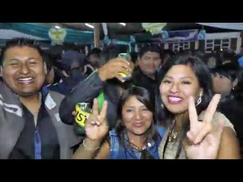VIDEO: Tony y Los Wankas mix En Vivo Arica 2016