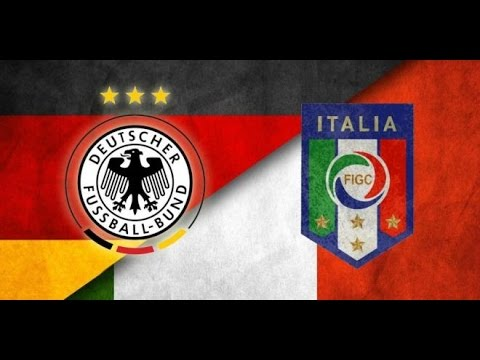 Italy vs Germany Friendly Match 15112016 Live Stream