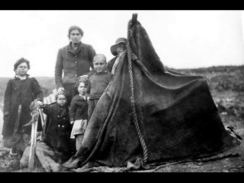 Old Photographs Of Gypsies In Scotland