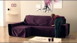http://www.houssecanape.fr Housse couvre-canapé universelle, très pratique et facile à installer. Les textures et couleurs présentées dans ces collections sont ...