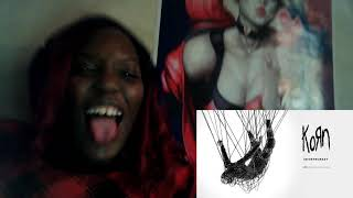 Korn - Idiosyncracy Official Audio Reaction | ShesABeautyOMG😜🤘🏾
