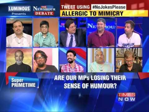 The Newshour Debate: No Jokes Please - Part 1 (14th August 2014)