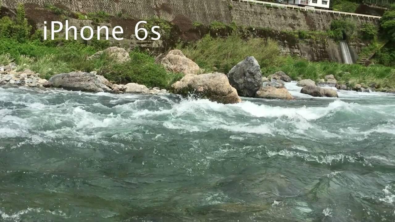 IPhone 6s Vs Sony HDR MV1