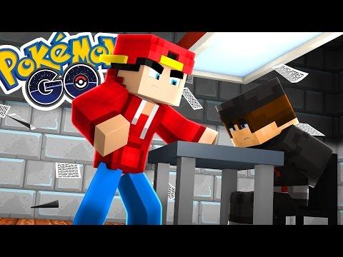 Minecraft Pokemon Go - RECRUITING A SECRET SPY!!!