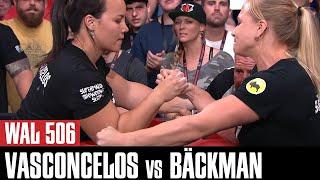 WAL 506: Gabi Vasconcelos vs. Sarah Backman (Official Video)
