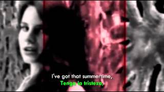 Lana Del Rey ft.Cedric Gervais- Summertime Sadness (Official Video) [Lyrics- Sub Español]