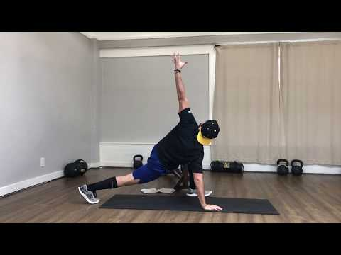 TRX at Home l Functional Training Workout