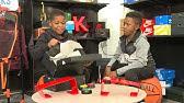 2a319e56358 Kids Foot Locker x Generations - Episode 1  Teyana Taylor x Reebok ...