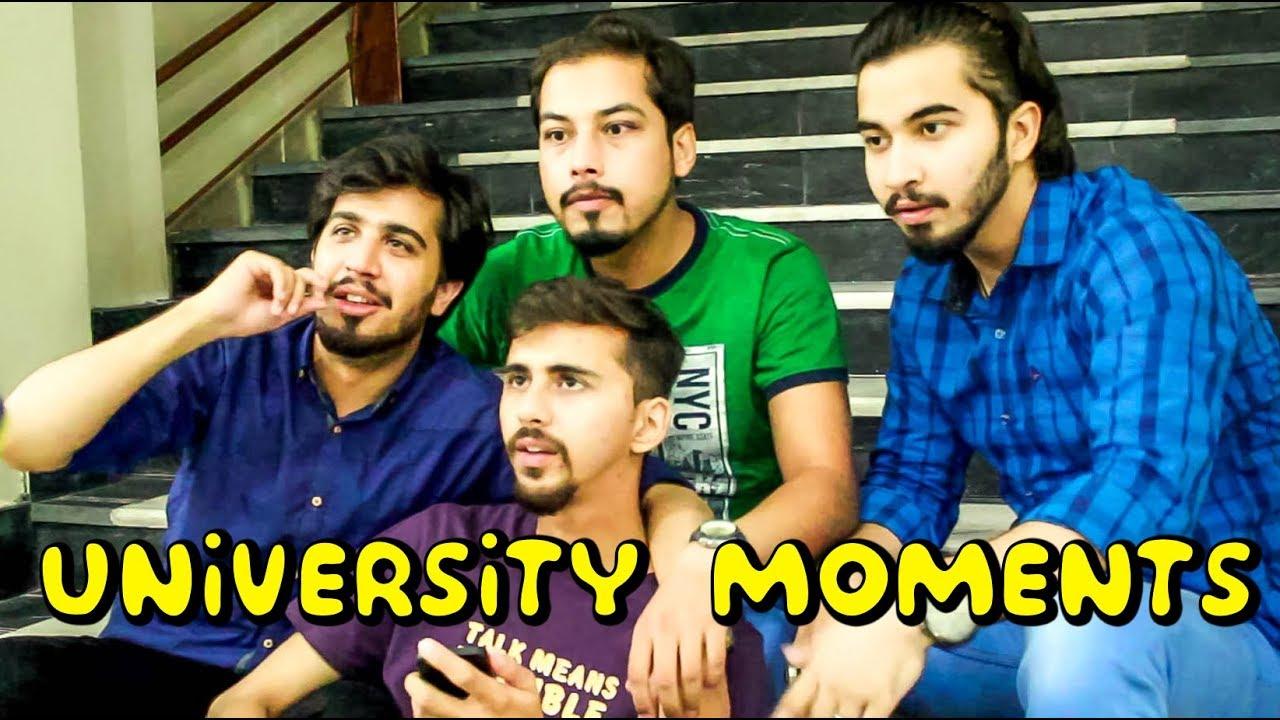 Download University Moments  l Peshori vines Official