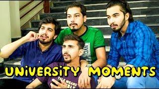University Moments  l Peshori vines Official